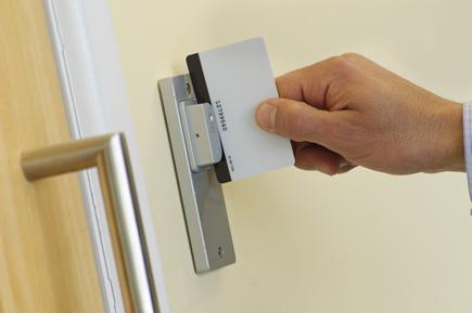 считыватель магнитных ключей