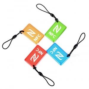 RFID брелок NFC