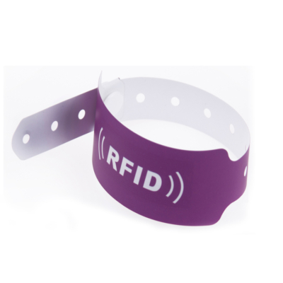Бумажный RFID браслет