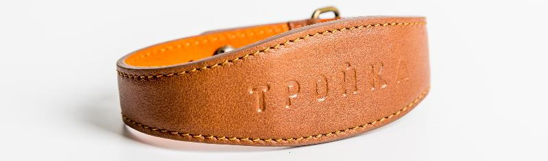 RFID браслет из кожи