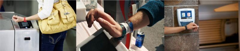 Применение RFID Браслетов