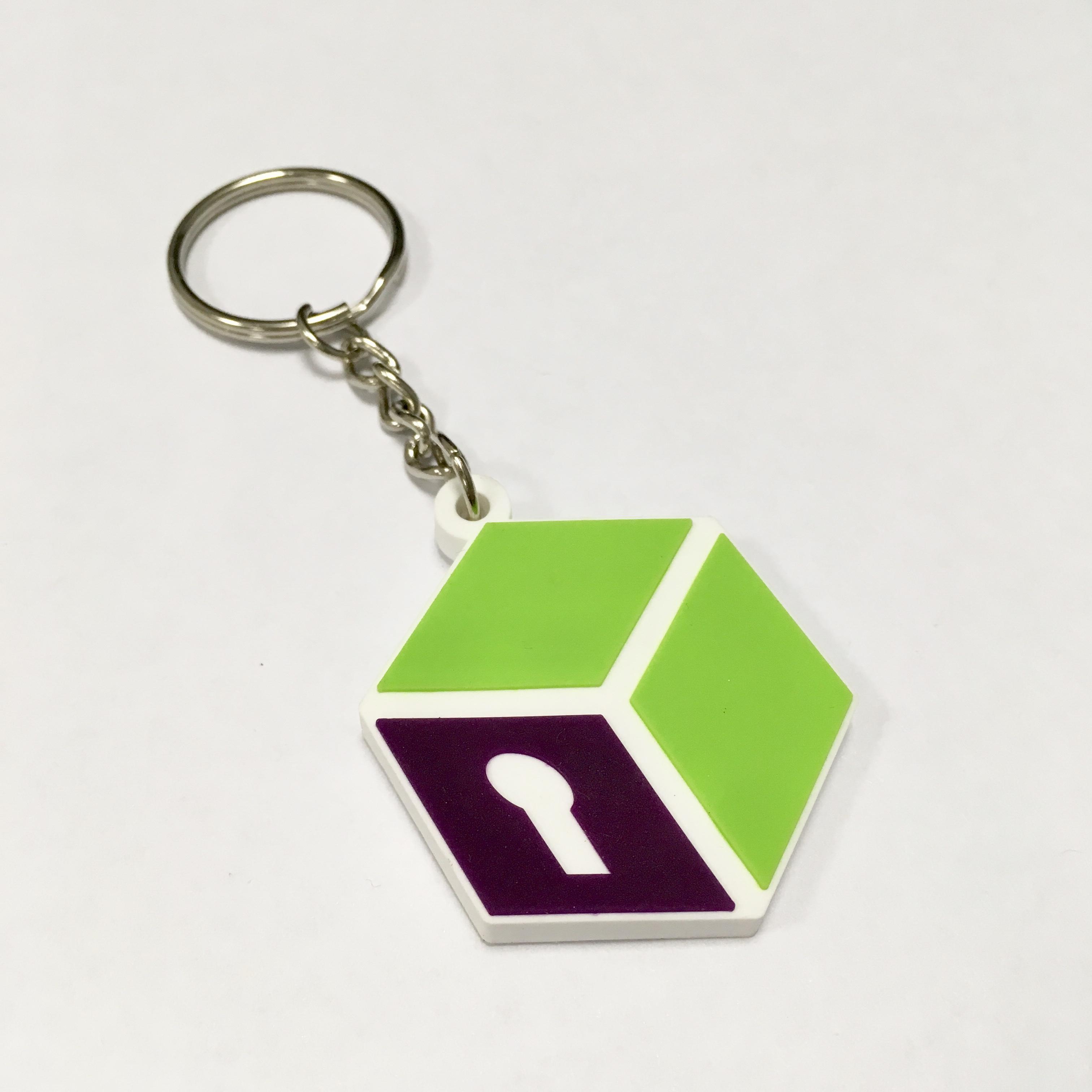 Силиконовый RFID брелок с индивидуальным дизайном