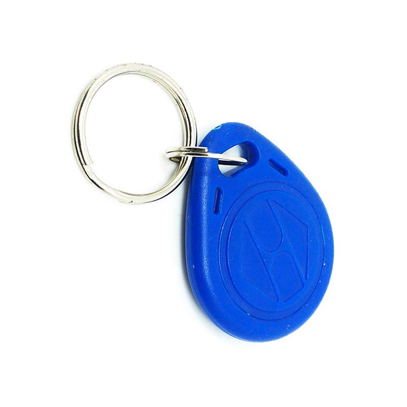 Перезаписываемый брелок Т5577 синий