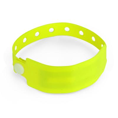 Виниловый RFID браслет