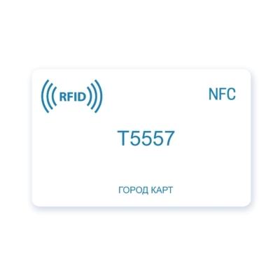 Перезаписываемая карта ATMEL T5557